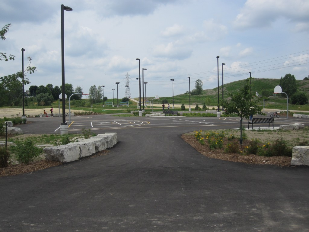 McLennan Park Kitchener, playground kitchener, sports zone kitchener